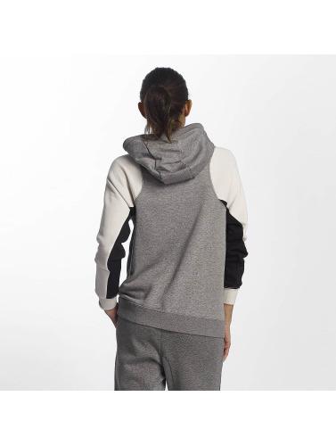 Nike Damen Hoody NSW Modern in grau