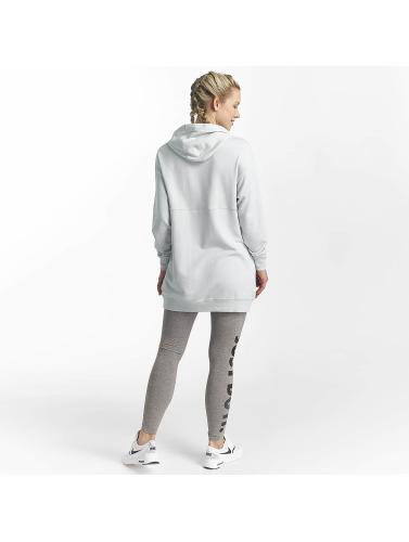 Nike Damen Hoody Sportswear in grau