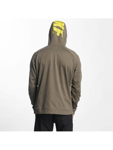 Nike Herren Hoody AV15 Fleece in olive