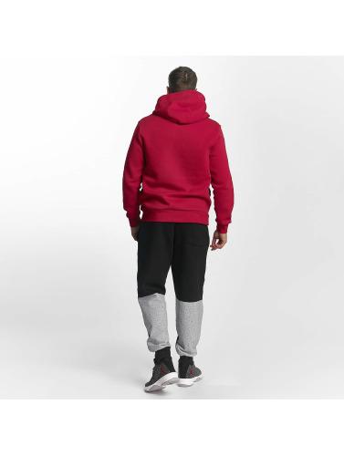 Nike Herren Hoody Cement in rot