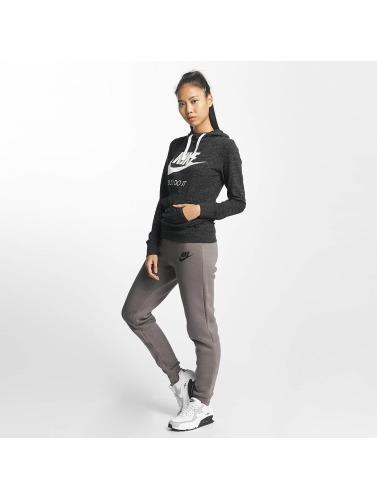 Nike Damen Hoody NSW Gym Vintage in schwarz