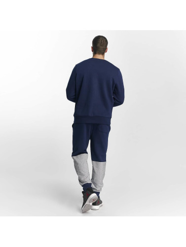 Nike Hombres Jersey Cement in azul