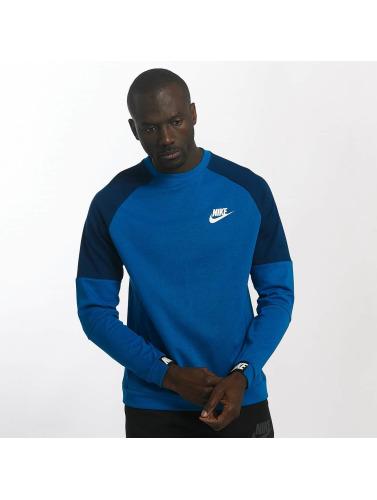 Nike Hombres Jersey AV15 Fleece in azul