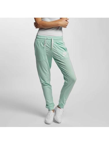 Nike Damen Jogginghose Vintage in grün