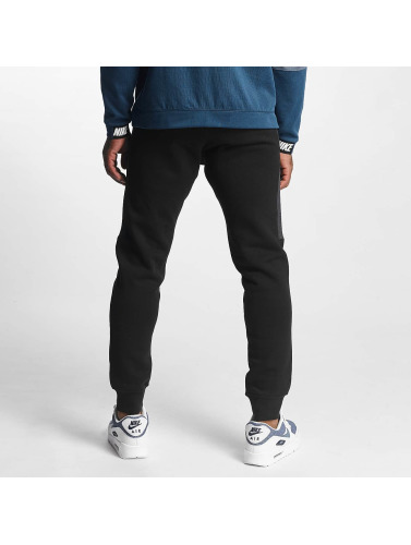 Nike Herren Jogginghose Air Fleece in schwarz