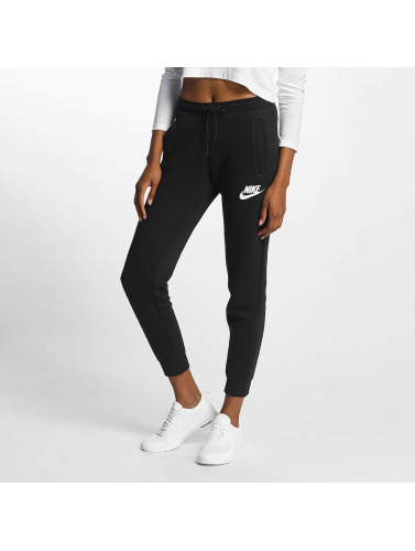 Nike Damen Jogginghose Rally in schwarz