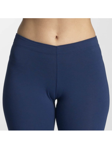 Nike Damen Legging Leg-A-See Logo in blau
