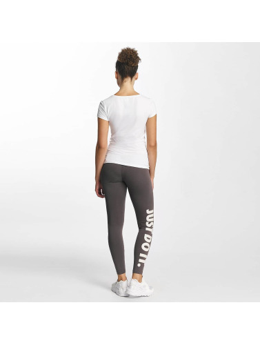 Nike Damen Legging Leg-A-See Just Do It in grau