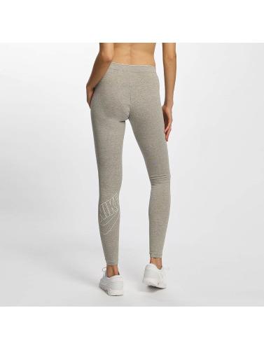 Nike Damen Legging Club Futura in grau