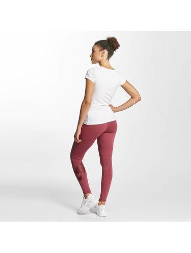 Nike Damen Legging Leg-A-See Logo in rot