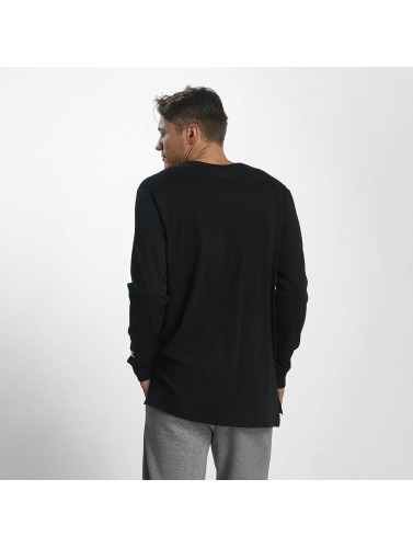 Nike Herren Longsleeve NSW Hybrid in schwarz