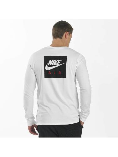Nike Herren Longsleeve Sportswear in weiß