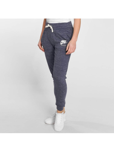 Nike Mujeres Pantalón deportivo Gym Vintage in azul