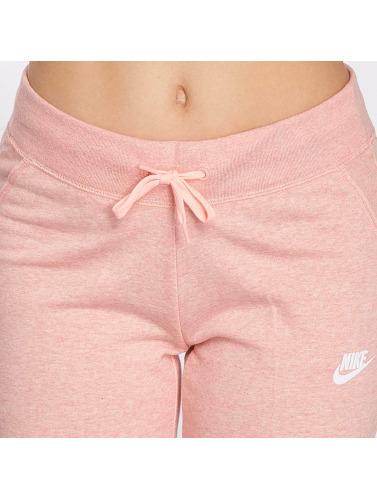 Nike Mujeres Pantalón deportivo NSW FLC Tight in naranja