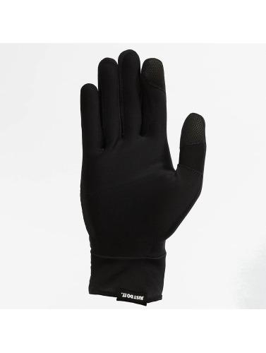 Nike Performance Herren Handschuhe Quilted Run Gloves in schwarz