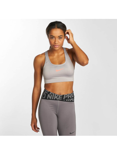 Performance Sports Swoosh Sujetador Mujeres gris in Nike desportivo 6xTqRqH