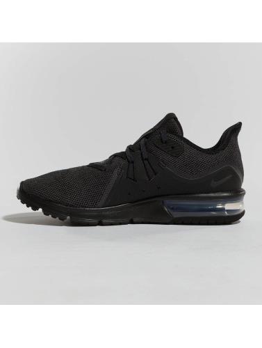 salg offisielle sneakernews Ytelse Nike Menn Air Max Joggesko Følgende Tre I Svart by på klaring profesjonell nettsteder aa7yD