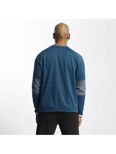 Nike Herren Pullover Sportswear Advance 15 Fleece in blau