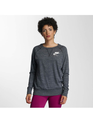 Nike Damen Pullover Sportswear Crew in grau
