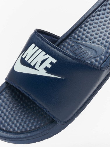 Nike Herren Sandalen Benassi JDI in blau