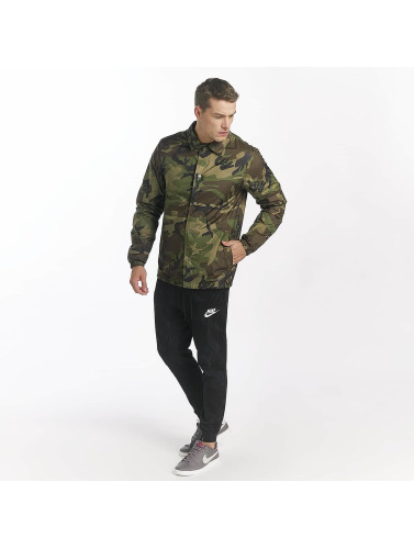Nike SB Hombres Chaqueta de entretiempo SB Shield in oliva