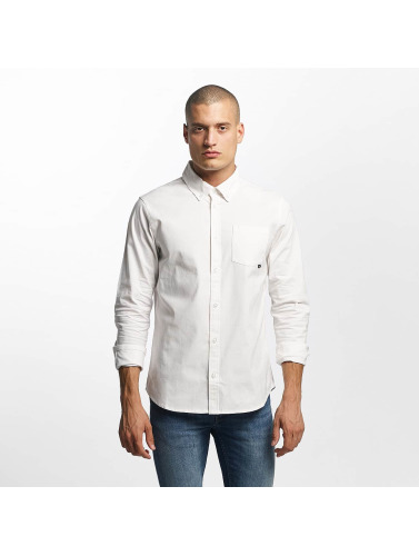 Nike SB Herren Hemd Oxford in weiß