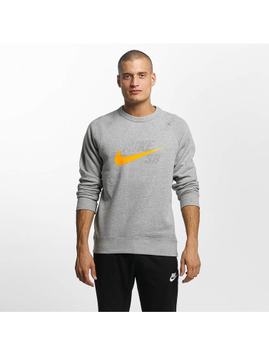Nike SB Hombres Jersey Icon in gris