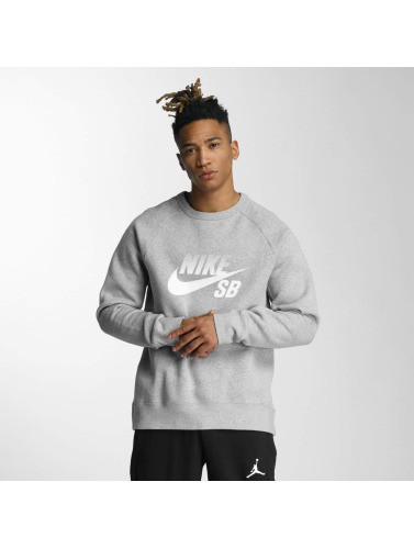 Nike SB Herren Pullover Icon Top in grau