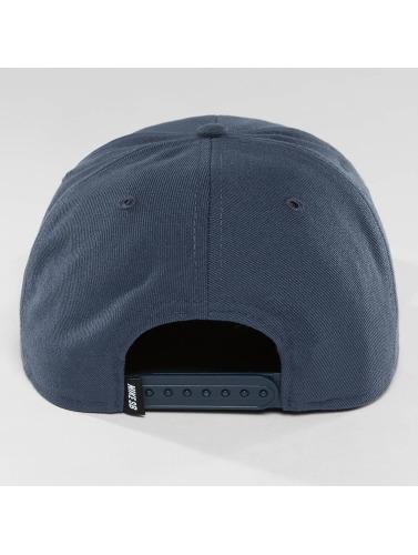 Nike SB Snapback Cap SB Icon in blau