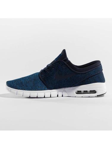 Nike SB Herren Sneaker Stefan Janoski Max in blau