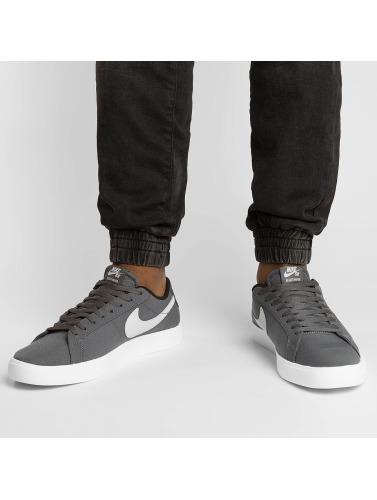 Nike SB Herren Sneaker SB Blazer Vapor Textile Skateboarding in grau