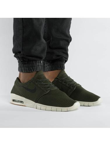 Nike SB Herren Sneaker SB Stefan Janoski Max in grün