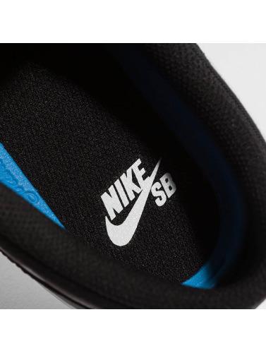 Nike SB Herren Sneaker SB Solarsoft Portmore ll Premium Skateboarding in schwarz