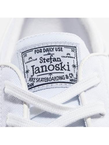 Nike SB Herren Sneaker Zoom Stefan Janoski Canvas in weiß