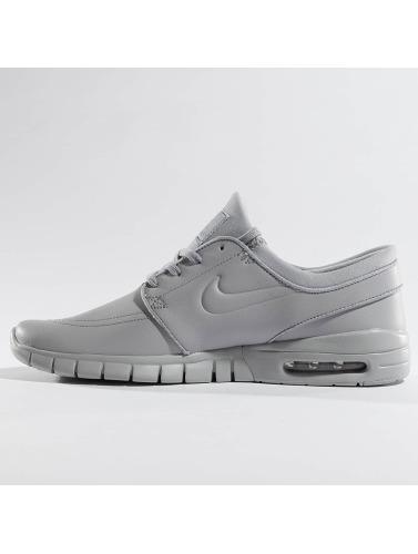 Nike SB Herren Sneaker Stefan Janoski Max in weiß