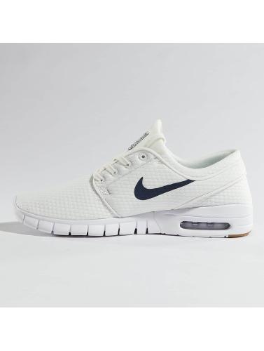 Nike SB Herren Sneaker SB Stefan Janoski Max in weiß