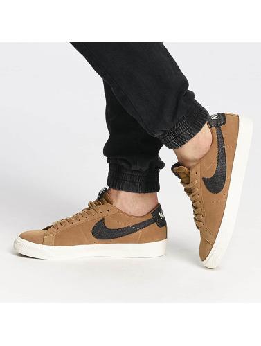 Nike SB Hombres Zapatillas de deporte SB Air Zoom Blazer in beis