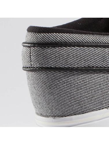 Nike SB Hombres Zapatillas de deporte SB Zoom Stefan Janoski Canvas in negro