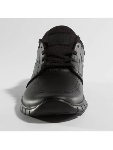 Nike SB Hombres Zapatillas de deporte Stefan Janoski Max in negro