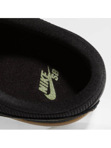 Nike SB Hombres Zapatillas de deporte SB Koston Hypervulc Skateboarding in negro