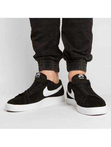 Nike SB Hombres Zapatillas de deporte SB Blazer Vapor Skateboarding in negro