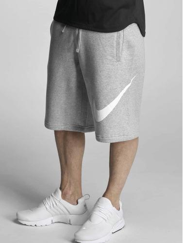 Nike Herren Shorts FLC EXP Club in grau