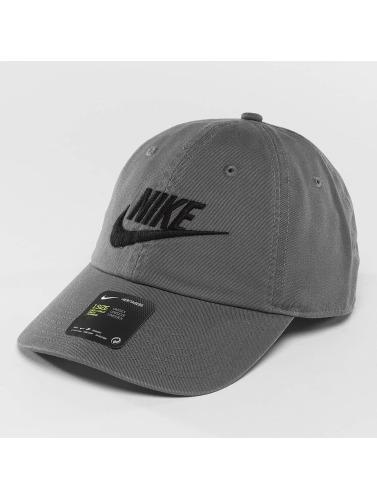 Nike Snapback Cap Futura H86 in grau