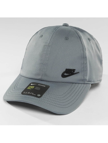 Nike Snapback Cap NSW H86 Metal in grau