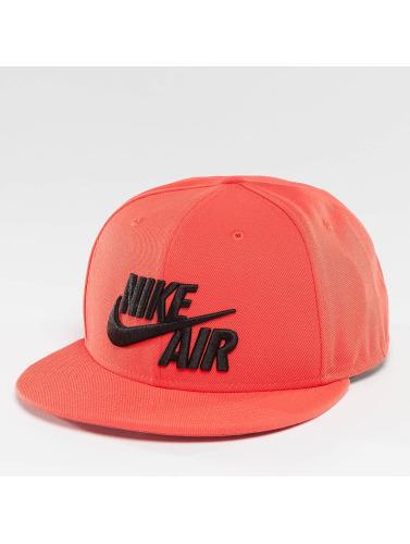 Nike Snapback Cap Air True EOS in rot