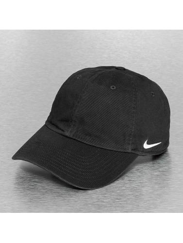 Nike Snapback Cap Heritage 86 in schwarz