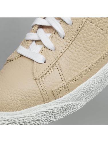 Nike Herren Sneaker Blazer Mid-Top Premium in beige