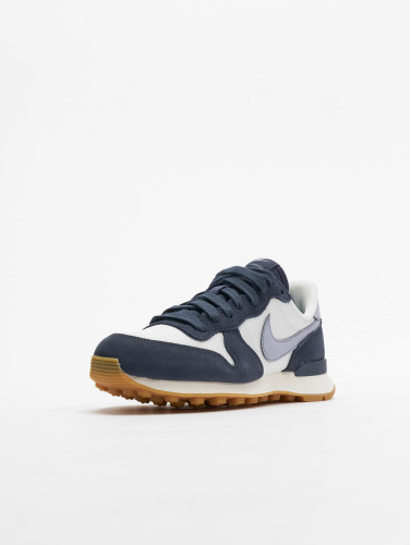 Nike Womens Sneaker Internationalist In Blue