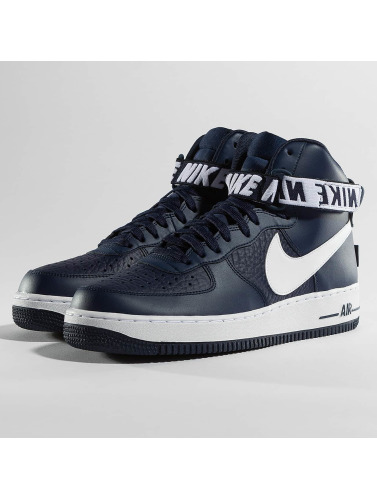 Nike Herren Sneaker Air Force 1 High 07 in blau