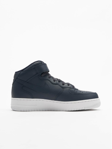 Nike Herren Sneaker Air Force 1 Mid '07 in blau
